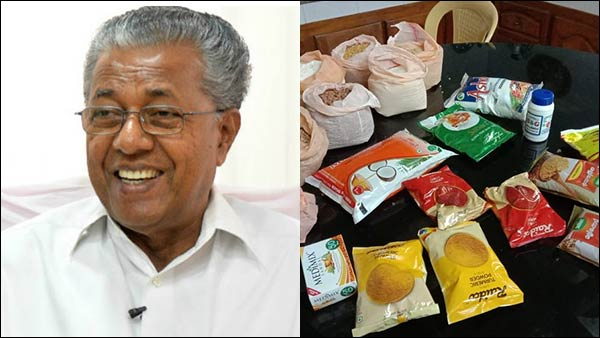 coronavirus: kerala gov helps provides free groceries to the isolated people
