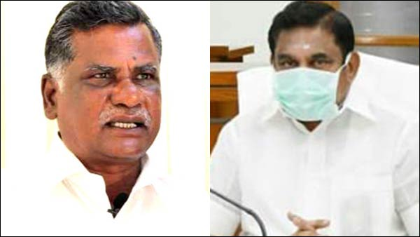 lockdown: cpi state secretary r mutharasan accuused on cm edapdi palanisamy