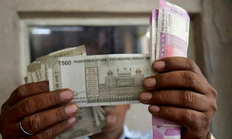 On Monday, rupee had settled at 76.27 against the US dollar.