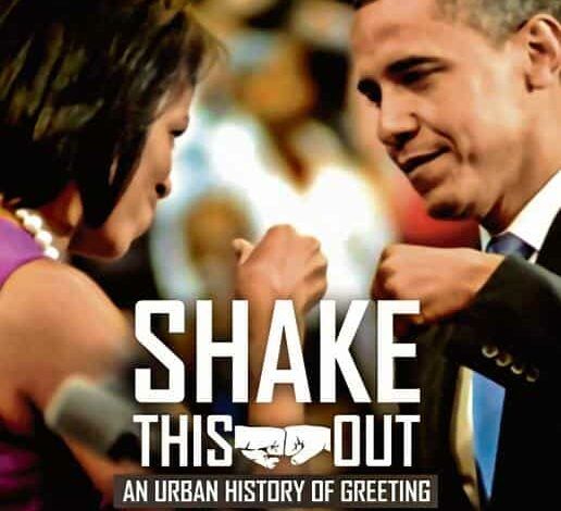 Among the more unusual documentary films on DocuBay a new streaming platform for non-fiction films, is Shake This Out, which covers the rise of urban greetings, including the fist bump.