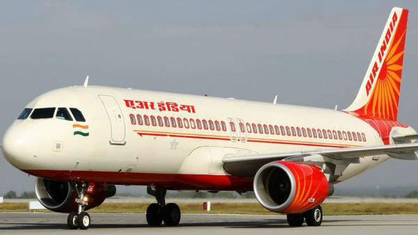 Air India stops booking for all flights following the directive of Union Minister