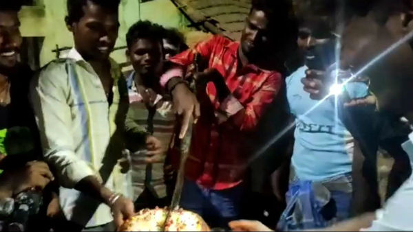 Five youngsters arrested in villpuram for birthday celebrations
