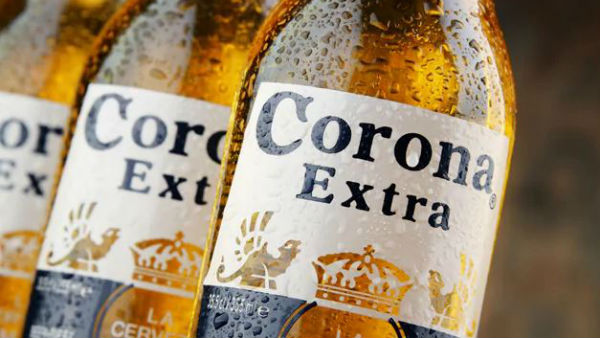 Corona beer production temporarily suspended