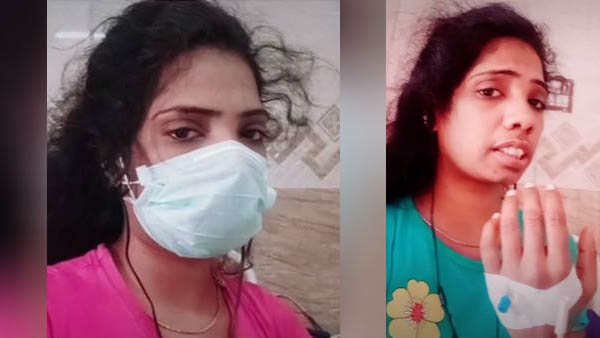 coronavirus: ariyalur tiktok girl discharged from corona ward