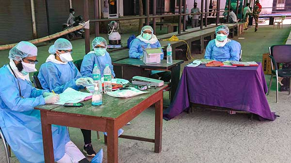 38 Patients From Tughlakabad In Third-Biggest COVID-19 Hotspot In Delhi