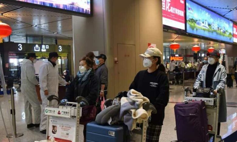 Health experts said that the Suifenhe city at the China-Russia border might become another Wuhan amid sharp increase of Covid-19 cases following an exodus of Chinese nationals from Russia.