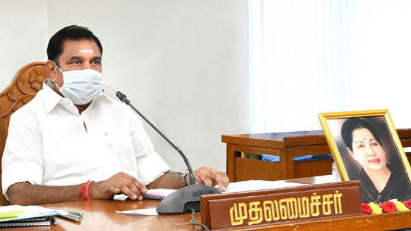edappadi palanisami was the first to know the dmk all party meeting decision