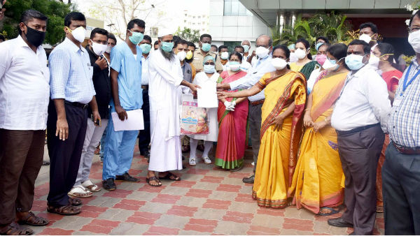 Trichy: Indore: 32 coronavirus patients discharged after recovery