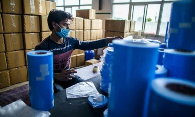 There are indications that the government is working on a stimulus. Besides the fact that this is already delayed, reports suggest that this is broadly focused on the micro, small and medium  enterprises.