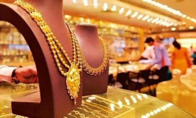India imports most of its gold requirement.
