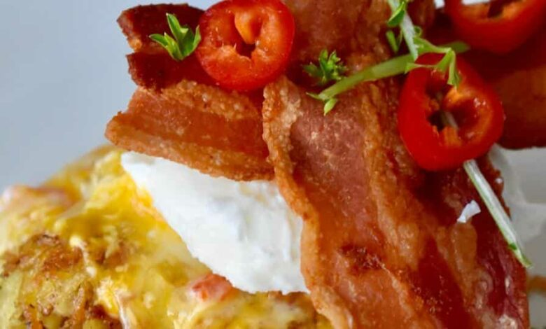 The No. 1 dish you shouldn't order for delivery is one with eggs, especially if they're not scrambled and tucked into a bacon, egg, and cheese sandwich. (Representational Image)