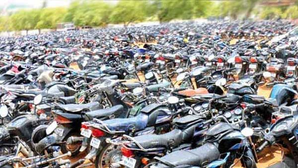 Arjun Saravanan, Deputy Commissioner of Police says good news for seized vehicles