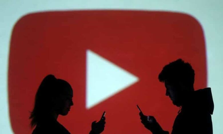 YouTube is no longer showing view counts as millions and billions for some users in India.