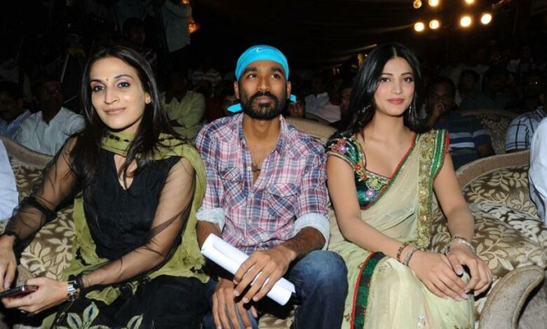 Shruti Haasan on dating Dhanush:  I