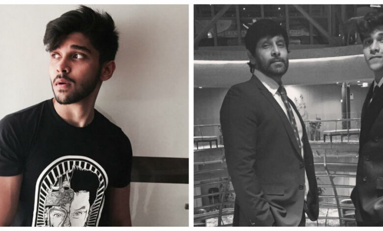 Dhruv and Vikram