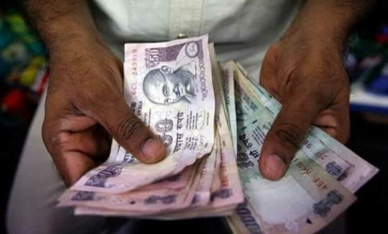 At the interbank foreign exchange market, the rupee opened at 75.51, and stayed in a range of 75.45 - 75.59.