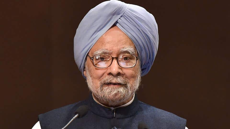 Manmohan Singh  was admitted at AIIMS hospital after he complained of chest pain in New Delhi on Sunday. An official from his office later said that Singh was doing fine.
