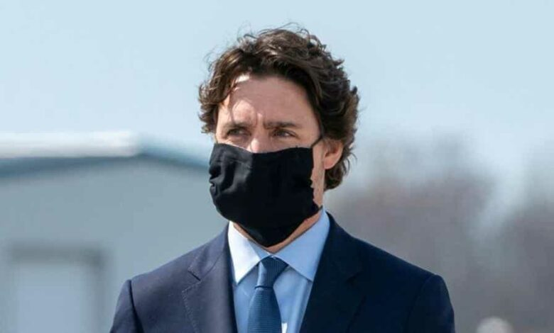 During a media briefing, Trudeau was categorical on the Federal Government refusing to pay for substandard personal protective equipment.