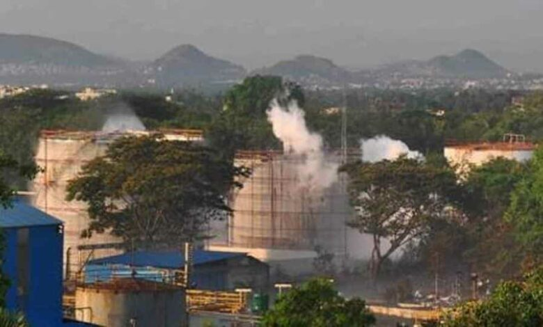 The gas leakage from the plant was reported on Thursday morning after the company tried to restart operations following the partial easing of the coronavirus lockdown.