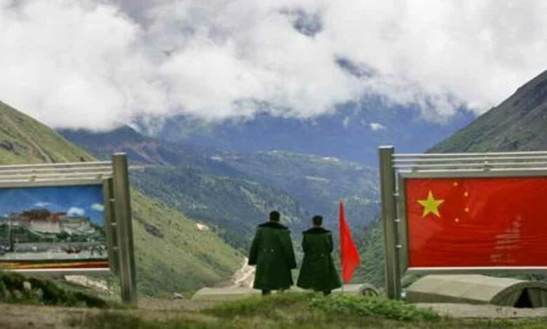 According to data from Indian security officials, the India-China border has been unusually active since last year with a 64% rise in incidents since 2018.