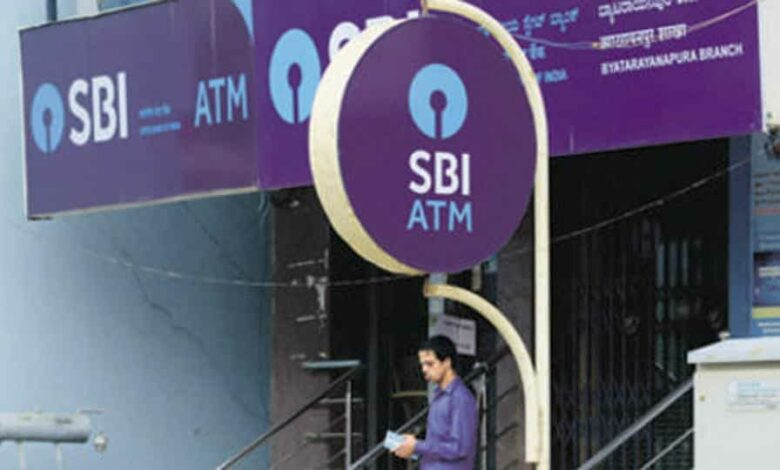 SBI slashed its interest rates on retail term deposits by 20 basis points for 'up to 3 Years' tenor, effective from May 12 in view of adequate liquidity in the system as well as with the bank.pic by hemant Mishra/mint