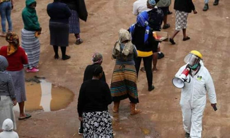 Ghana's health authorities reported the outbreak at the industrial facility late on Friday, but did not provide details.