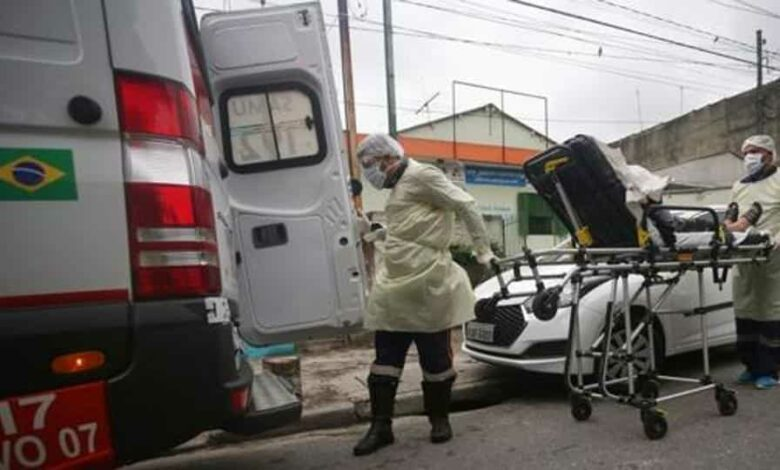 Brazil reported a record 15,305 new cases on Friday, solidifying its status as the new global hotspot for the disease.