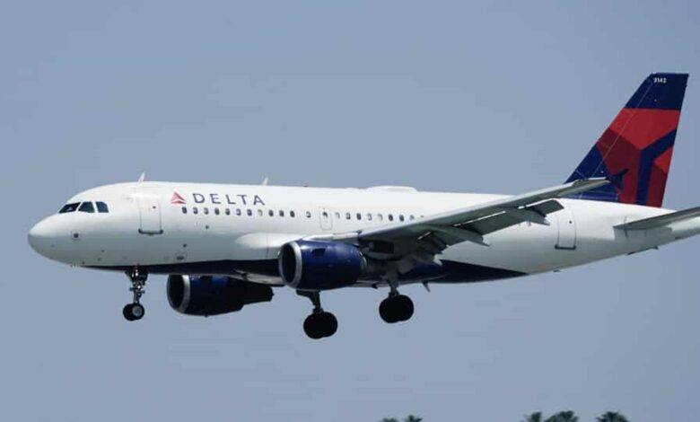 Delta Air Lines is one of the  three US airlines that have made face masks compulsory for passengers throughout the trips.