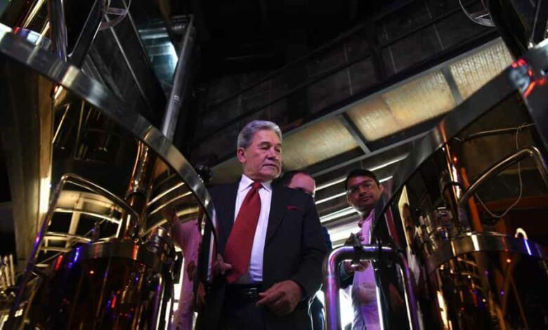 Foreign minister of New Zealand Winston Peters said New Zealand and other nations need to stand up for themselves.