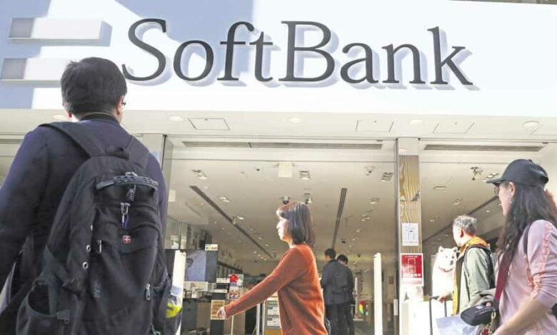 SoftBank needs cash for a record stock buyback aimed at supporting the price of its shares, which have been used by Chief Executive Masayoshi Son as collateral for loans, as its tech investments falter.