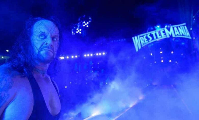 """The Undertaker was done after Wrestlemania 33 but returned the following year to seek """"redemption""""."""