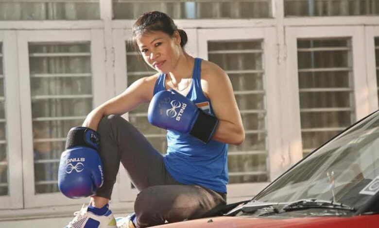 File image of Mary Kom.
