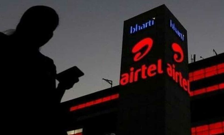 Airtel said it added 12.5 million 4G subscribers in the March quarter.
