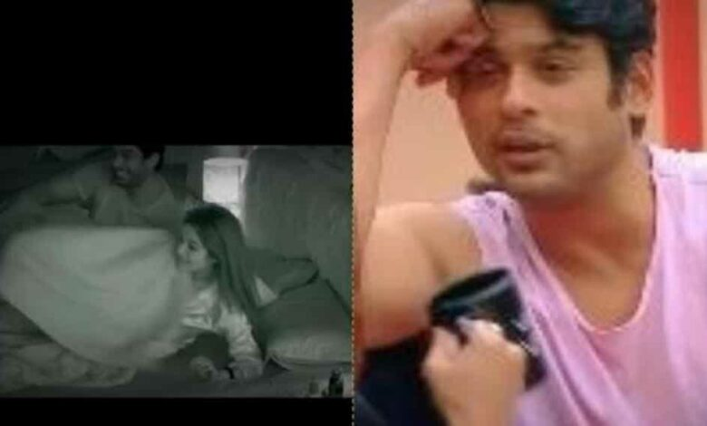 Sidharth Shukla gets nostalgic as he watches a fan-made video from Bigg Boss 13.
