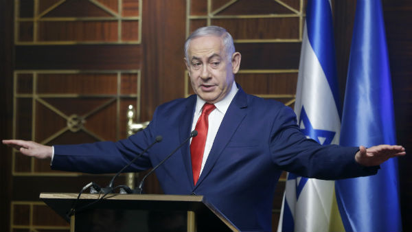 The political crisis over after an year, Netanyahu becomes Israel PM