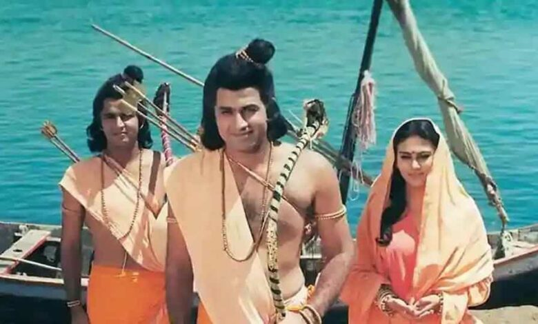 Sunil Lahiri played Lakshman in Ramayan.