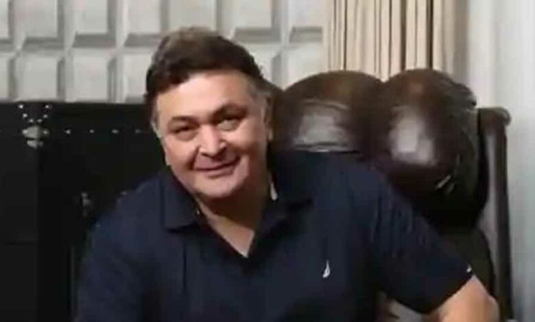 Rishi Kapoor died on April 30, following a long battle with cancer.