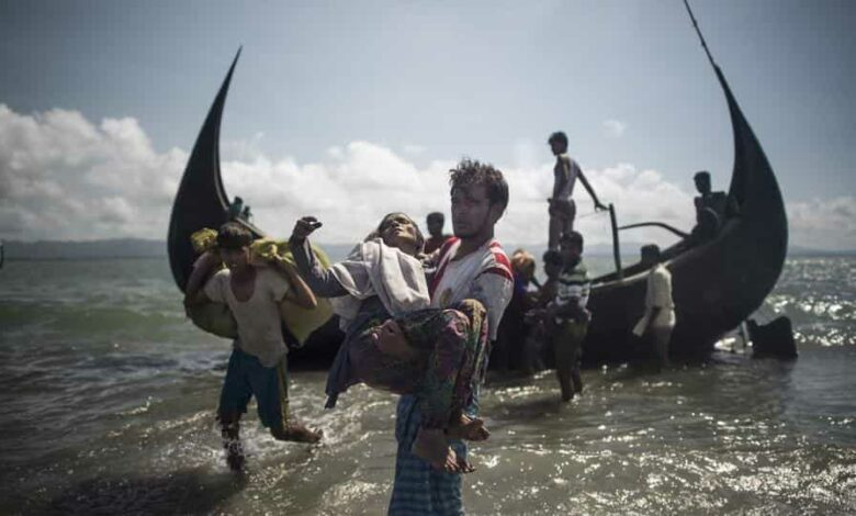 More than 700,000 Rohingya Muslims came to Bangladesh starting in August 2017, when the military in Buddhist-majority Myanmar began a harsh crackdown against them in response to an attack by insurgents.