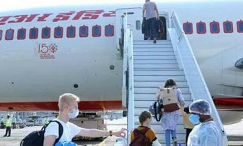 Air India has laid out conditions for carrying Indian and foreign travellers on its Vande Bharat Mission flights.